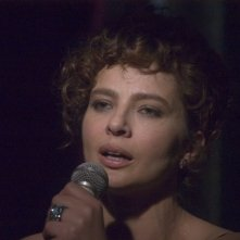 Laura Morante in una scena del film Liscio