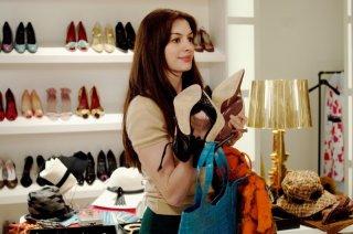 Anne Hathaway è una stagista ne Il Diavolo veste Prada