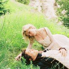 Kirsten Dunst e Jamie Dornan in Marie Antoinette
