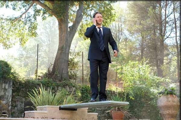 Russell Crowe In Una Scena Del Film A Good Year 31090