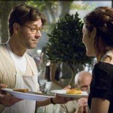 Russell Crowe in una scena del film A Good Year - Un'ottima annata