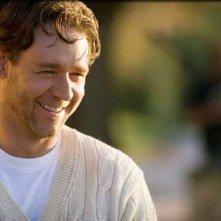 Una bella immagine di Russell Crowe in una scena del film A Good Year