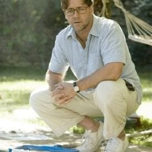 Russell Crowe in un'immagine del film A Good Year