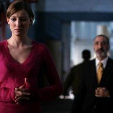 Alexandra Maria Lara e Razvan Vasilescu in una scena del film Offset