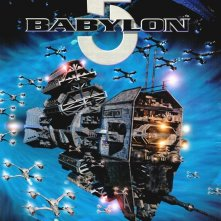 La locandina di Babylon 5