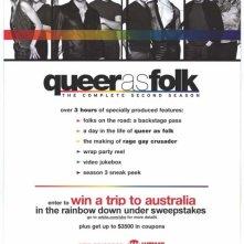 La locandina di Queer as Folk