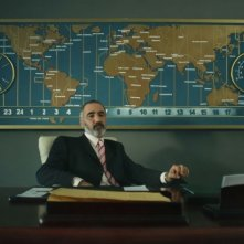 Razvan Vasilescu in una scena del film Offset