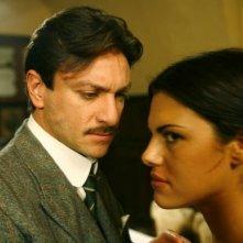 Sergio Assisi e Bianca Guaccero in Assunta Spina