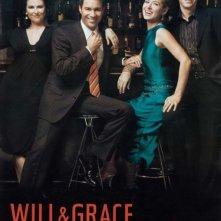 Un poster di Will & Grace