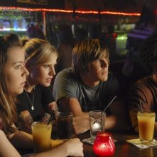 Una scena dell'episodio 'Welcome Wagon' di Veronica Mars