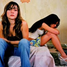 Candela Pena in una foto promozionale del film Princesas
