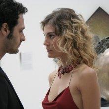 Fabio Troiano e Claudia Zanella in una scena del film Il giorno più bello