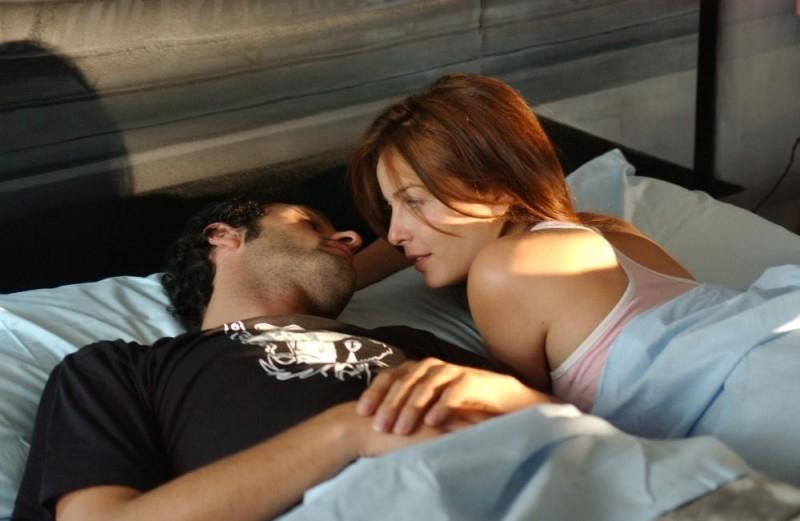 Fabio Troiano E Violante Placido In Una Scena Del Film Il Giorno Piu Bello 31322