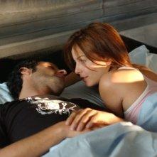 Fabio Troiano e Violante Placido in una scena del film Il giorno più bello