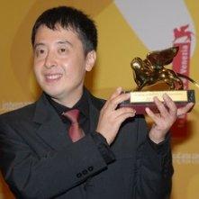 Jia Zhang-Ke vinvitore del Leone d'Oro per il film Still Life a Venezia 2006
