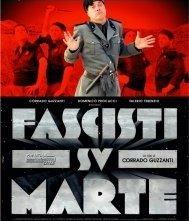 La locandina di Fascisti su Marte - Una vittoria negata
