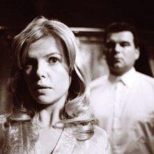 Una scena del film Delitti: tracce illusive