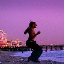 Una scena del film Rize