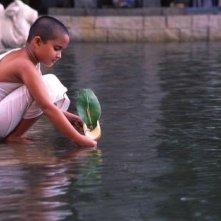 Una scena del film Water
