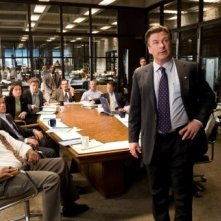 Alec Baldwin in una scena di 'The Departed'