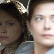 Elena Bouryka e Sandra Ceccarelli in una scena del film Family Game