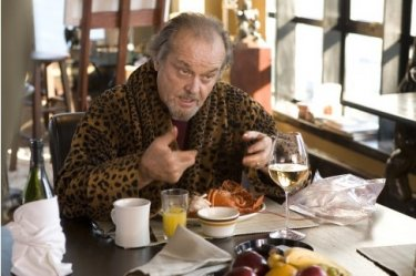 Jack Nicholson in The Departed