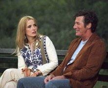 Julie Delpy e Richard Gere in una scena del film L'imbroglio