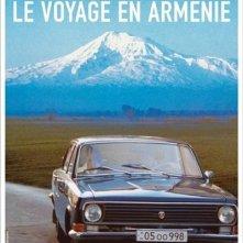 La locandina di Le voyage en Arménie