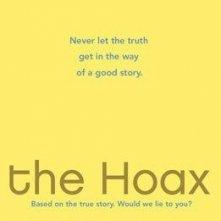 La locandina di The Hoax