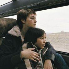 Monica Bellucci e Nicolas Thau in una scena del film Le Concille de Pierre
