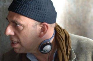 Paolo Virzì sul set del film N (Io e Napoleone)