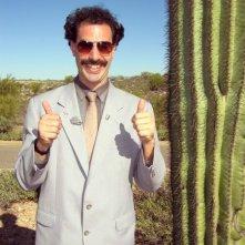 Sacha Baron Cohen in Borat - Studio culturale sull'America a beneficio della gloriosa nazione del Kazakistan