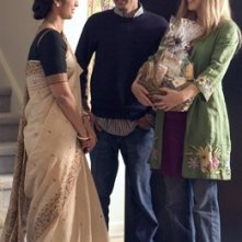 Tabu, Kal Penn e Jacinda Barrett in 'The Namesake'