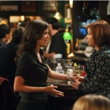 Cobie Smulders ed Alyson Hannigan in 'How I Met Your Mother'
