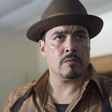 David Zayas in una scena di Dexter