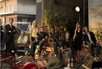 Il cast di 'Studio 60' in un'immagine promozionale della serie