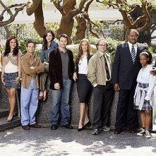 Il cast di 'The Nine'