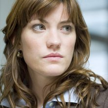 Jennifer Carpenter in una scena di Dexter