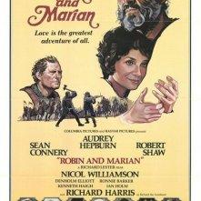 La locandina di Robin e Marian