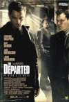 La locandina italiana di The Departed - Il bene e il male