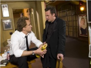 Matthew Perry e Bradley Whitford in 'Studio 60'
