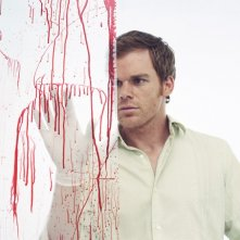 Michael C. Hall in una immagine promo di Dexter