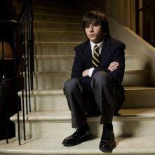 Will Denton in una foto promozionale di 'Kidnapped'