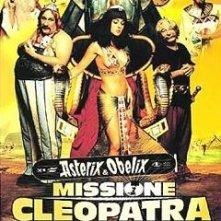 La locandina di Asterix & Obelix - Missione Cleopatra