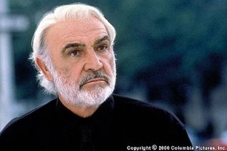 Sean Connery in una scena di Scoprendo Forrester