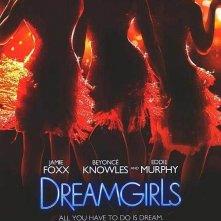 La locandina di Dreamgirls