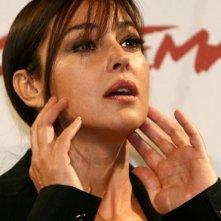 Monica Bellucci a Roma per presentare 'The Stone Council'