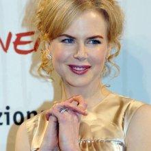 Nicole Kidman alla Festa Internazione del Cinema di Roma 2006 per presentare il film Fur: un ritratto immaginario di Diane Arbus