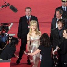 Nicole Kidman alla Festa Internazione del Cinema di Roma 2006 per presentare il film Fur