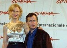 Nicole Kidman e Steven Shainberg alla Festa Internazionale del Cinema di Roma